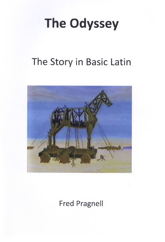 The Odyssey The Story In Basic Latin - Learning Latin course books